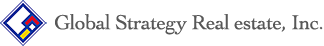 One-stop Japanese Property Management Solution | Global Strategy Real estate, Inc. (GSR株式会社) Logo